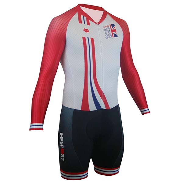 Impsport T2 Long Sleeved Skinsuit