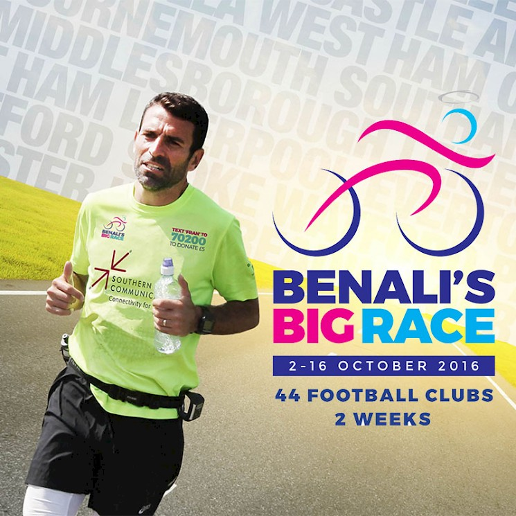 Benali's Big Race 2016